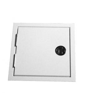 30800 White Laundry Chute Door
