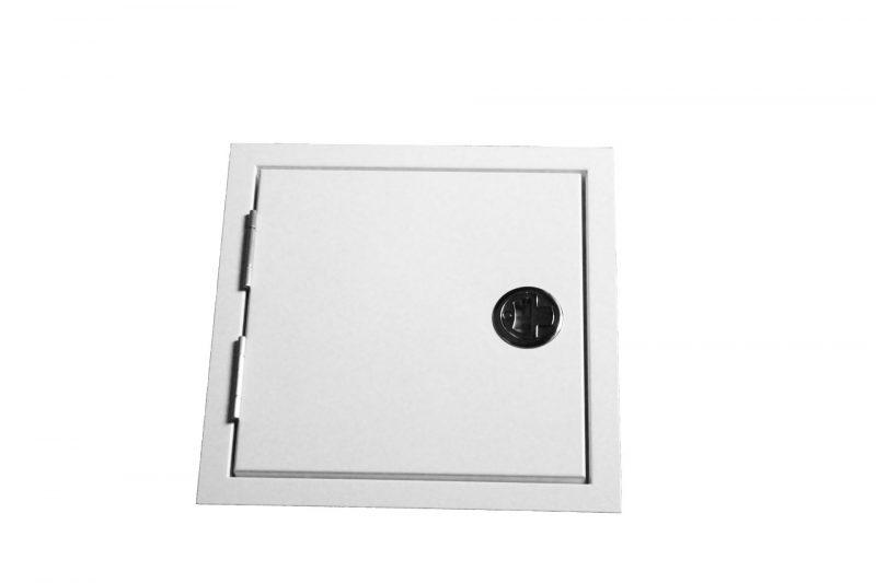 30800 White Laundry Chute Door